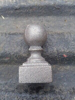 Round Stair Parts Baluster Metal post cap FAST DELIVERY Wrought Railing small