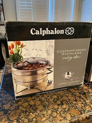Chafing, Catering, Serving, restaurant, Calphalon.       (2 Available).
