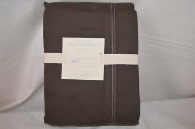 Pottery Barn Kids Brown Cargo Twin Duvet Cover