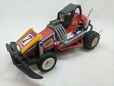 Nikko Off-road Dune Buggy R/C Radio Controlled w/Controller Tested & Working  #7