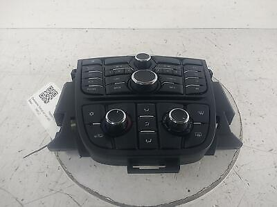 2012 VAUXHALL ASTRA Diesel Heater Climate Controls 13360099