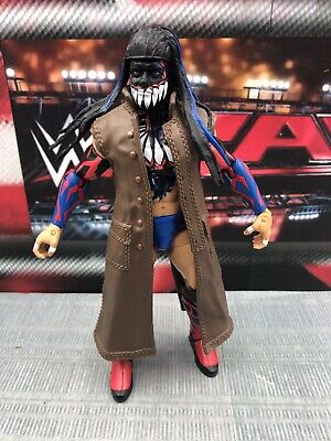 WWE Mattel Elite TRU Network Spotlight NXT TakeOver Dallas Finn Balor WWF AEW