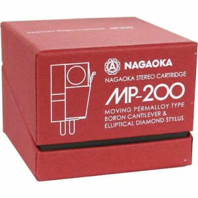 NAGAOKA MP-200 STEREO CARTRIDGE FROM JAPAN w/ TRACKING FREE SHIPPING