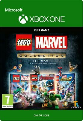 Lego Marvel Collection Xbox One - Codigo Descarga Digital