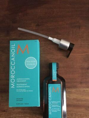 Moroccanoil Treatment With Pump 125ml, FAST DISPATCH