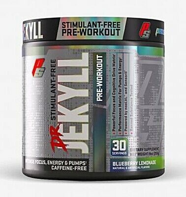 ProSupps Dr. Jekyll 30 SERVINGS | STIMULANT FREE PRE WORKOUT | MATRIX PUMPS !