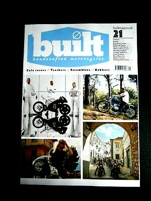Built Magazine Issue 21 (new) 2019