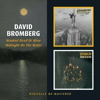 Bromberg David-Wanted Dead Or Alive/Midnight (UK IMPORT) CD NEW