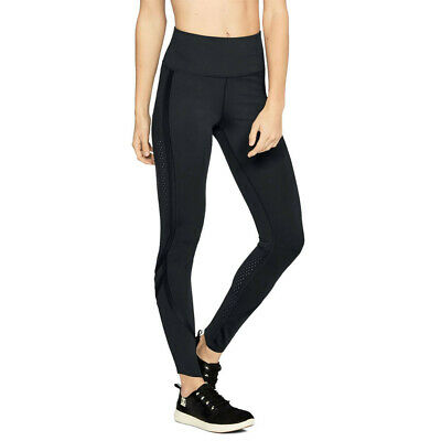 Under Armour Womens Breathelux Legging Black Sports Gym Breathable Lightweight