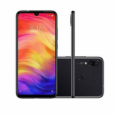 "Xiaomi Redmi Note 7 128GB + 4GB RAM 6.3"" FHD+ LTE Factory Unlocked 48MP GSM"