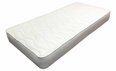 NEW CHEAP QUILTED ECONOMY BUDGET MATTRESS 3ft Single 4ft6 Double, 5ft Kingsize