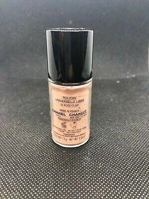 CHANEL Make Up Tester - Poudre Universelle Libre - 22 Rose Clair