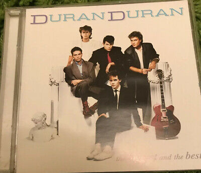 Duran Duran : The Biggest and the Best CD 2 discs (2012) Rare Greatest LP