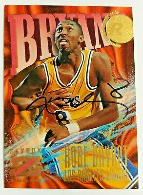 1996-97 SKYBOX Z FORCE SEALED PACK POSSIBLE KOBE BRYANT ROOKIE RC QTY
