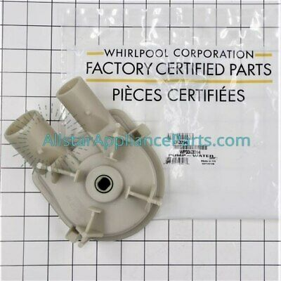 NEW Whirlpool Y707869 JAR DRAIN FACTORY AUTHORIZED