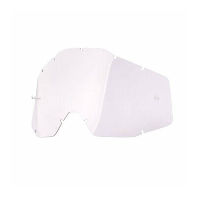 Screen Masque-Lunettes cross 100% Strata Transparent Anti-buee-anti-rayures