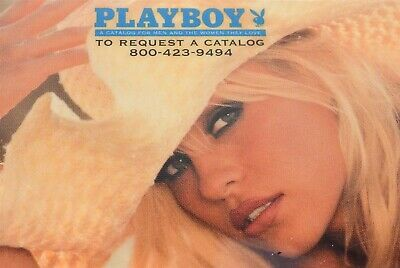 Unused Playboy MCI PrePaid Calling Card