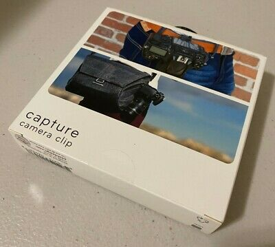 NEW IN BOX Peak Design Capture Camera Clip V3 (silver)