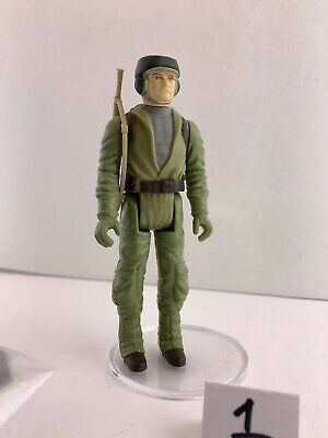 Star Wars Vintage Figure Rebel Commando Complete Loose Lfl 1983 Weapon Kenner 01