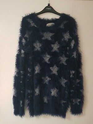 Older girls' jumper sweater Christmas. age 10-11 by new look!!!immaculate