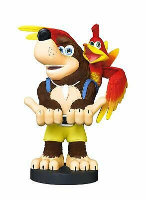 """Official Banjo Kazooie Cable Guy 9"""" PS4 / Xbox One Controller, Phone Holder"""