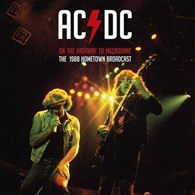ON THE HIGHWAY TO MELBOURNE  by AC/DC  Vinyl Double Album  PARA307LPLTD coloured