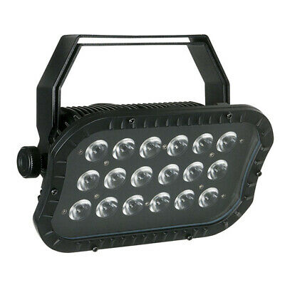 Showtec Cameleon Flood 18/3 RGB Baño de Color 42690 Foco LED