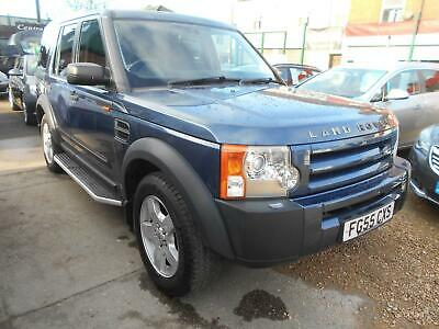 Land Rover Discovery 3 2.7TD V6 S 7 Seats
