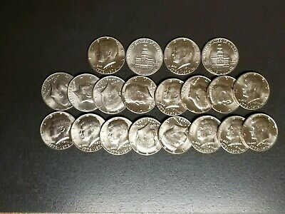 LOOMIS WRAPPED 2018 D Kennedy Half Dollar Roll Uncirculated 1 Roll, 20 coins