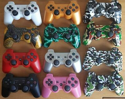 Playstation three 3 - Ps3  - Wireless Controller Pad - Control Army Camouflage