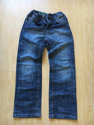 Boys Stone Washed, Blue Denim, Skater Jeans, 140Cm, Age 10 Years
