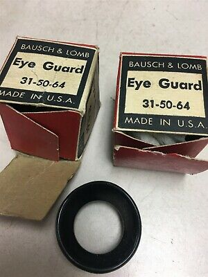 New PAIR BAUSCH & LOMB EYE GUARD 31-50-64 Q6
