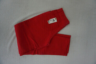 Lee Youth Kansas Children Jeans Girl 14 Y Trousers Gr.164 cm Red New ad13