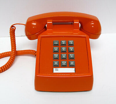 Orange 2500 TouchTone Desk Telephone - Full Restoration