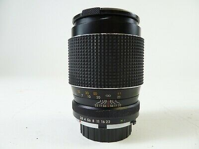 Focal MC 135mm F/2.8 Minolta MD Mount in Excellent working Condition.