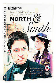 North And South (DVD, 2005, 2-Disc Set)JD04)