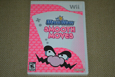 WarioWare: Smooth Moves (Nintendo Wii, 2007) Complete Fast Shipping