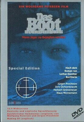 Das Boot - The Director's Cut Special Edition (DVD)