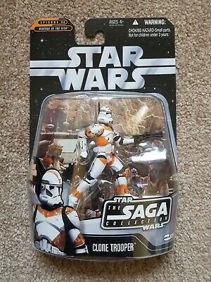 Combat Engineer Clone Trooper #068 Star Wars Saga Collection ROTS