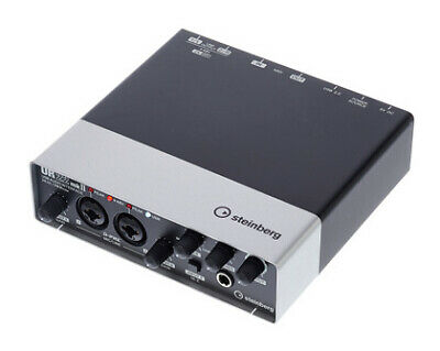 Steinberg UR22 MK2 USB Interface de Audio MIDI