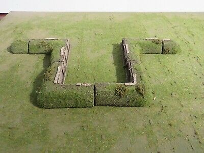 WARGAMES 15mm METALLED tarmac FLEXI ROAD No 3 Flames of War WW2 made by FATFRANK