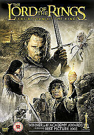 The Lord Of The Rings - The Return Of The King (DVD, 2005, 2-Disc Set)(JD06)