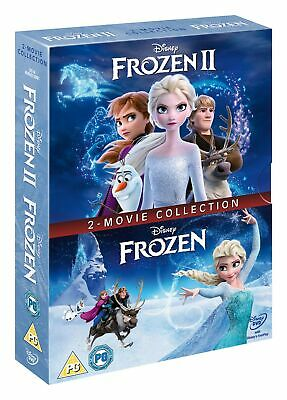 Frozen: 2-movie Collection [DVD] RELEASED 30/03/2020
