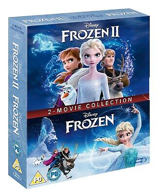 Frozen: 2-movie Collection [Blu-ray]