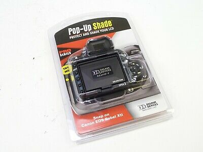 For Nikon D300S NEW DELKIN Pro Series Pop-Up Shade