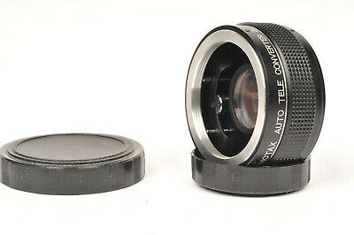 Photax 2x Auto Teleconverter for Pentax Screwmount / M42