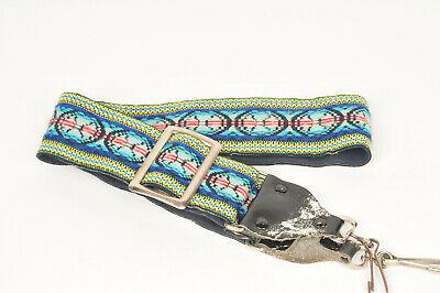 Vintage Woven Camera Neck Shoulder Strap for Film / DSLR / Mirrorless Camera