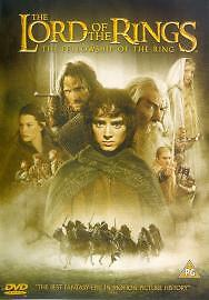 The Lord Of The Rings - The Fellowship Of The Ring (DVD, 2005, 2-Disc Set)(JD012