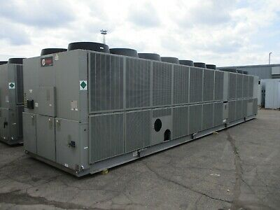 Trane Air Cooled Rotary Liquid Chiller RTAC 3004 UW0H 300 Ton 316 Hours MFD 2012