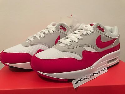 NIKE AIR MAX 1 30Th Anniversary Og Red Uk 4 5 6 7 8 9 10 11